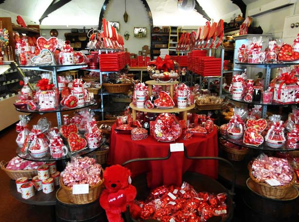 valentine's day - critchley's chocolate and candy, Ideas